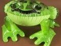 Uždrausta teikti į rinką pavojingą žaislą – pripučiamą varlę
