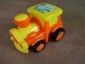 Uždrausta teikti į rinką pavojingą žaislinį traukinuką
