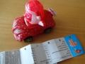 """Žaislas – mašinytė """"RACE CAR"""" su saldainiais"""