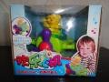Žaislas –  lėktuvas su meškiuku ir būgnu, art. No. 0288, br. k. 6955276112008