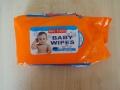 Drėgnos servetėlės BABY WIPES, b. k. 2014011416086