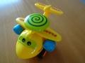 Uždrausta teikti į rinką pavojingą žaislą – lėktuvėlį