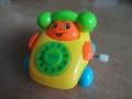 """Žaislas – žaislinis telefonas """"CARTOON PHONE CAR"""""""