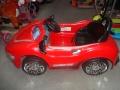 Uždrausta teikti į Lietuvos rinką pavojingą žaislą – elektrinį automobilį