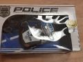 Uždrausta teikti į Lietuvos rinką pavojingą žaislą – policijos mašiną